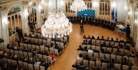 Podelitev nagrade Univerze v Mariboru za strokovno delo dr. Vlasti Stavbar