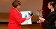 Nagrada sodelavki UKM dr. Vlasti Stavbar