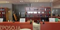 Izposoja v knjižnici