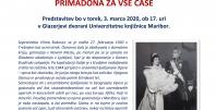 Vilma Bukovčeva - predstavitev knjige Marka Koširja