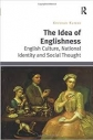 The Idea of Englishness